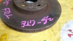Диск тормозной. Toyota Caldina, ST215, ST215G, ST215W Двигатель 3SGTE