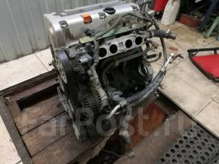 Двигатель в сборе. Honda Stream, LARN3, RN3