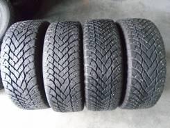 Dunlop SP Arctic M4. Зимние, шипованные, износ: 20%, 4 шт