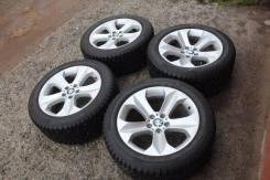 """Комплект оригинальных зимних колес R19 BMW X5/X6. 9.0x19"""" 5x120.00 ET48"""