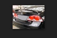 Спойлер. Honda Civic