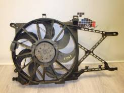 Вентилятор охлаждения радиатора. Opel Astra Opel Zafira