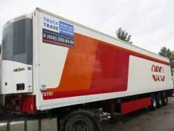 Krone SDC27. Полуприцеп рефрижератор SDC, 2011, 30 000 кг.