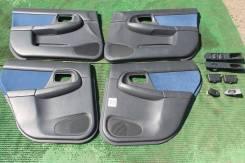 Обшивка двери. Subaru Impreza WRX STI, GDB Двигатель EJ207