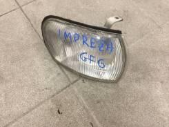 Габаритный огонь. Subaru Impreza, GFA, GC8, GF8, GC6, GF6, GC4, GF4, GC2, GF5, GC1, GF2, GF3, GF1
