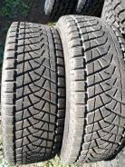 Bridgestone Blizzak DM-Z3. Зимние, без шипов, 2005 год, износ: 10%, 2 шт