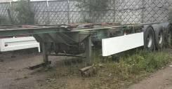 Renders. Продам Полуприцеп контейнеровоз, 35 000 кг.