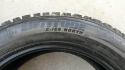 Michelin Latitude X-Ice North. Зимние, 2015 год, износ: 5%, 4 шт