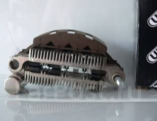 Диодный мост генератора. Kia Bongo Kia Sportage Mazda Eunos 100, BG5PE, BG8PE Mazda Familia, BG5S, BG5P, BG8P, BG8R, BG3P, BG6P, BG8Z, BG6R, BG6S, BG8...