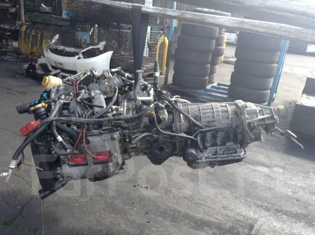 Двигатель в сборе. Subaru: Exiga, Outback, Impreza WRX, Legacy, Legacy Lancaster, Forester, Legacy B4, Impreza WRX STI, Impreza Двигатель EJ25