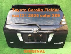Дверь багажника. Toyota Corolla Fielder, NZE121G, NZE121, ZZE122, ZZE123, CE121, ZZE124, NZE124 Toyota Corolla, NZE120, ZZE122 Двигатели: 1NZFE, 3CE...
