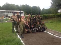 S. T. A. L. K. E. R. Лазертаг, пейнтбол, квесты в реальности Брянск