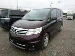 Nissan Serena. вариатор, передний, 2.0 (137 л.с.), бензин, 82 тыс. км, б/п, нет птс. Под заказ