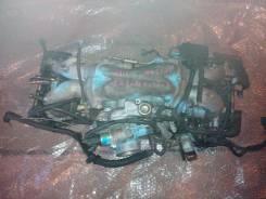 Коллектор впускной. Subaru Legacy B4 Двигатель EJ204