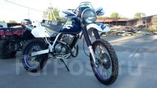 Suzuki Djebel 250. 250 куб. см., исправен, птс, без пробега