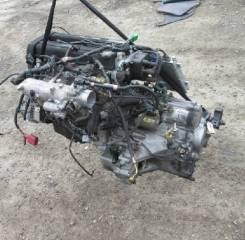 Двигатель в сборе. Honda Orthia, EL2, EL3 Двигатель B20B