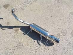 Глушитель. Nissan Tiida, C11, JC11, C11X