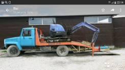 ГАЗ 3307. Продам эвакуатор, 4 300 куб. см., 7 000 кг.