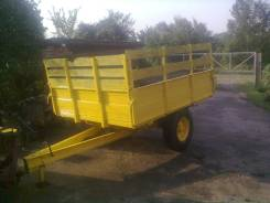1ПТС-2. Прицеп тракторный, 2 000 кг.