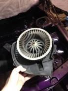 Вентилятор радиатора кондиционера. Volkswagen Polo