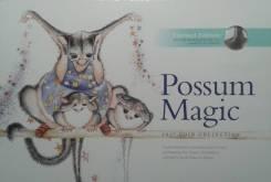 Альбом для набора 8 монет Австралия 2017 серии 'Possum Magic'