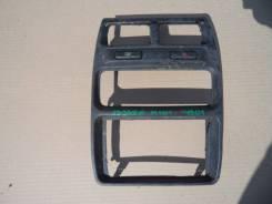 Консоль панели приборов. Mitsubishi Pajero Junior, H57A Mitsubishi Pajero Mini, H56A, H51A Двигатель 4A30