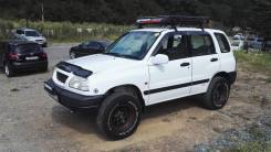 Suzuki Escudo. автомат, 4wd, 1.6 (115 л.с.), бензин