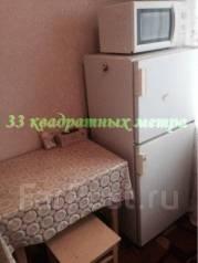 1-комнатная, улица Борисенко 64. Борисенко, агентство, 33 кв.м. Кухня