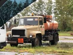ГАЗ 3307. Продам автоцистерну, 5 000 куб. см., 4,20куб. м.