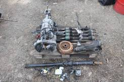 МКПП. Subaru Impreza WRX STI, GDB Двигатель EJ207