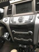 Блок управления климат-контролем. Nissan Murano, TNZ51, TZ51, PNZ51