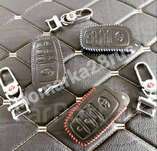 Чехлы для ключей. Toyota Land Cruiser, GRJ200, J200, URJ200, URJ202, URJ202W, UZJ200, UZJ200W, VDJ200 Двигатели: 1URFE, 1VDFTV
