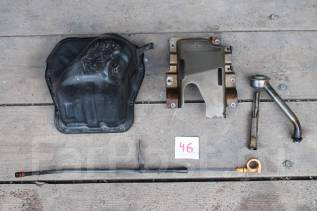 Поддон коробки переключения передач. Subaru Forester, SH5 Двигатель EJ204