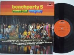 Джэймс Ласт / James Last - Beachparty 5 - DE LP 1974