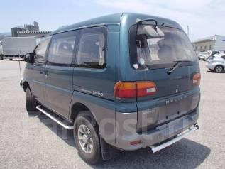 Дуга. Mitsubishi Delica, PE8W Двигатель 4M40