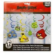 Спираль Angry Birds