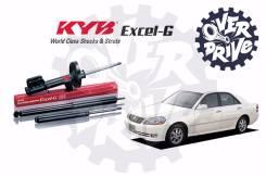 Амортизатор. Toyota Mark II Wagon Blit, GX110, JZX110W, GX115W, GX115, JZX110, JZX115, GX110W, JZX115W Toyota Altezza, GXE10, GXE10W Toyota Verossa, G...