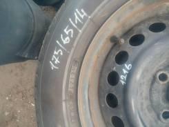 Комплект колес R14 175/65 4*100. x14