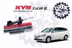Амортизатор. Kia Ray Kia Morning Seat Ibiza, 6L1, 6P1, 6P5, 6P8 Seat Toledo, KG3 Seat Cordoba, 6L2, 6L5 Honda Stream, RN2, RN4, RN1, RN3 Toyota Coroll...