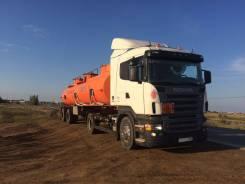 Scania R380. Продам с прицепом, 11 000 куб. см., 19 000 кг.