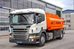 Scania. Новый топливозаправщик на шасси , 13 000 куб. см., 12 000,00куб. м.