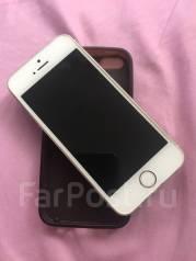 Apple iPhone 5s. Б/у, 64 Гб, Золотой, 4G LTE