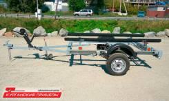 Курганские прицепы. Г/п: 590 кг., масса: 750,00кг. Под заказ