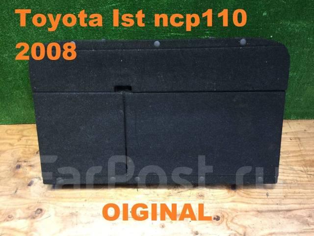 Ящик. Toyota ist, NCP110, ZSP110 Двигатели: 2ZRFE, 1NZFE
