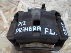 Суппорт тормозной. Nissan Cefiro, A33 Nissan Primera, P12, QP12, TNP12, WHP12, RP12, HP12, P12E, TP12, WRP12, WTNP12, WTP12 Двигатели: VQ20DE, QR20DE...