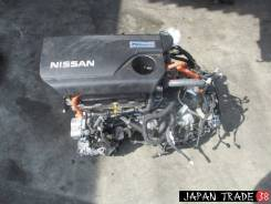 Двигатель в сборе. Nissan X-Trail, HNT32 Двигатель MR20DD