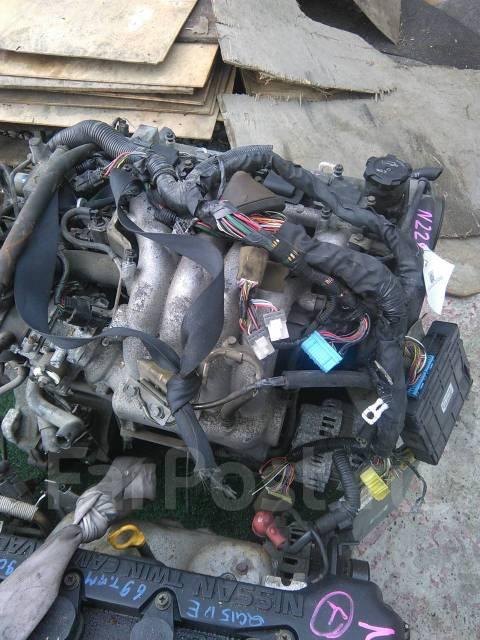 Двигатель MITSUBISHI CARISMA, DA2A, 4G93; MD351017, 61000km