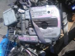 Двигатель NISSAN GLORIA, ENY34, RB25DET; NEO, 77000km