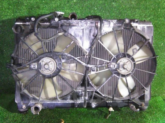 Радиатор основной TOYOTA IS200, GXE10, 3SGE