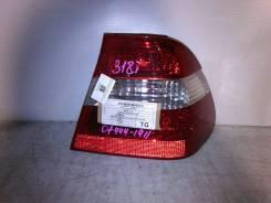 Стоп сигнал BMW 318i, E46; 014441911, правый задний
